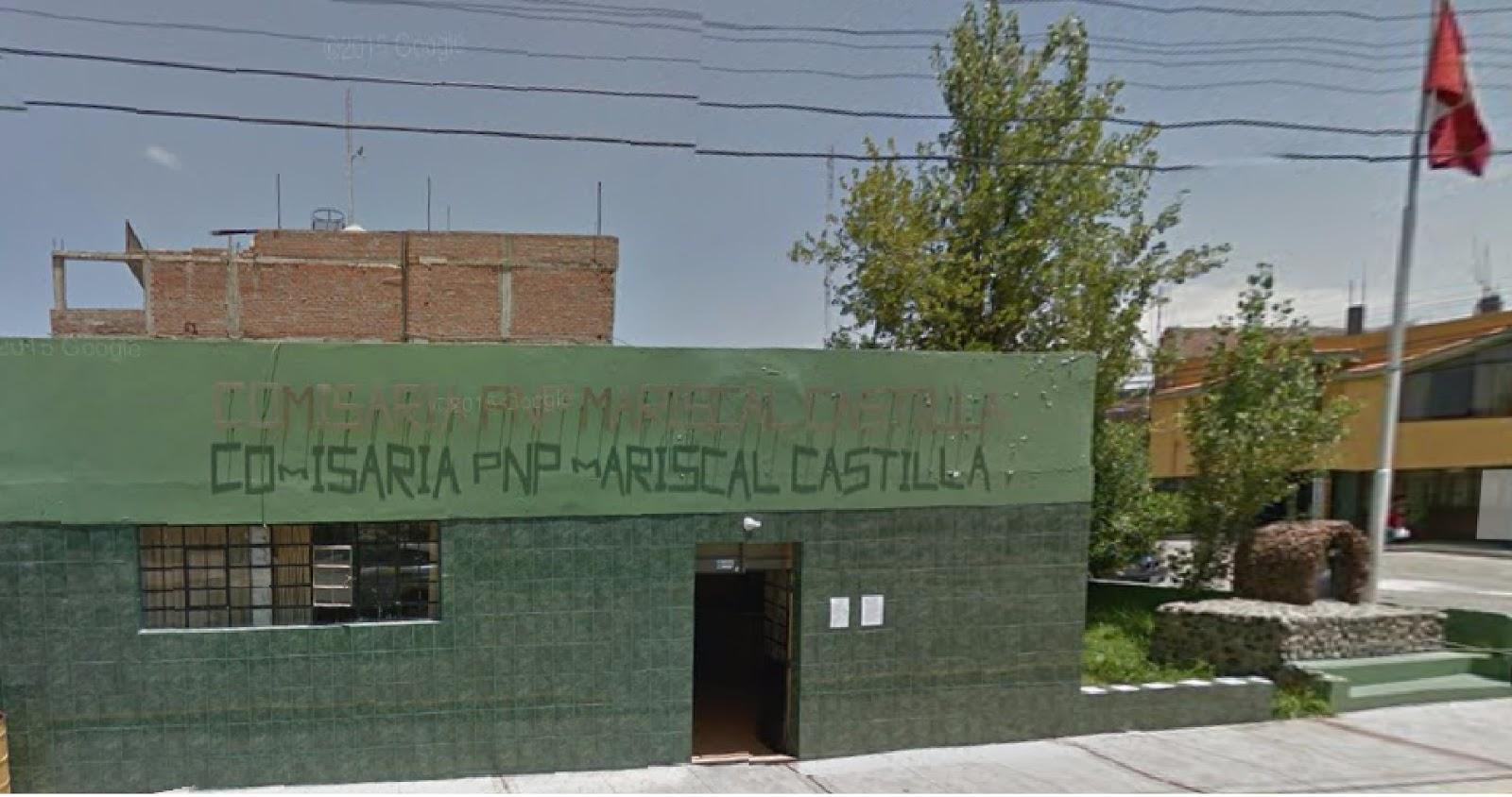 La Labor Policial en Arequipa: Comisaria PNP Mariscal Castilla
