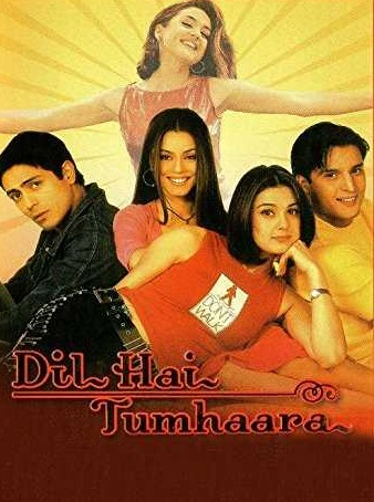 Dil Hai Tumhaara 2002 Hindi Full Movie HDRip 480p Download