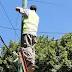 SÁENZ PEÑA: MURIÓ ELECTROCUTADO UN OPERARIO DE EMPRESA DE TV POR CABLE