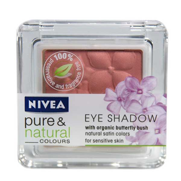 eye shadow Pure & Natural