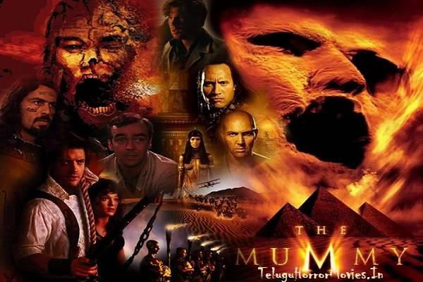 Movie Poster 2019: The Mummy (1999) Adventure Horror Telugu Dubbed Movie