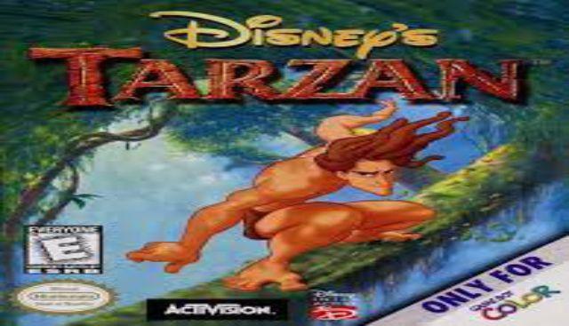 Disney Tarzan PC Game Free Download