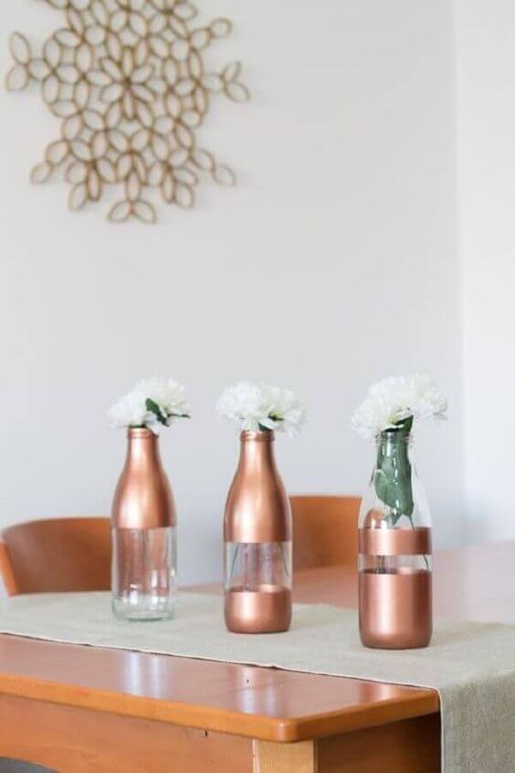 Easy crafts to decorate the modern house