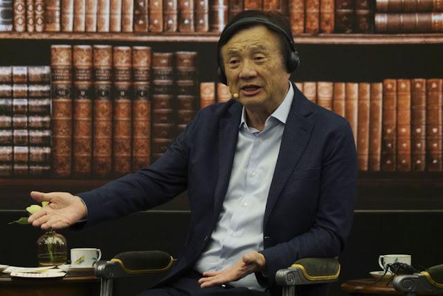 Ren-Zhengfei-CEO-of-Huawei