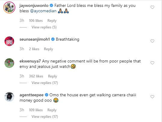 Jaywon Reacts To Comedian AY Mansion And His Fleet Of Cars (VIDEO)