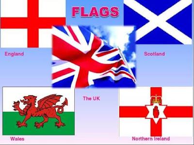 ماهي العلاقة بين إنجلترا وأيرلندا الشمالية واسكتلندا وويلز