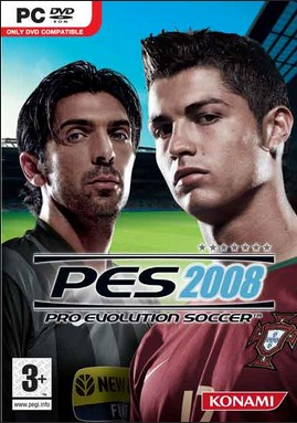 Pes 2008 Pc Full (130MB/4.7GB) Español
