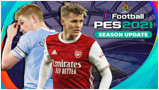 Download PES 2021 PPSSPP Camera Fix Cursor Chelito V8.1 Best Graphic Real Face & Full Transfer