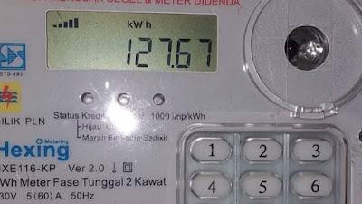 Memperbaiki kode Periksa pada meteran listrik yang benar dan paling Ampuh
