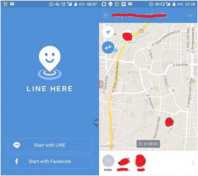 Cara Cegah Pacar Selingkuh Dengan Aplikasi LINE Here