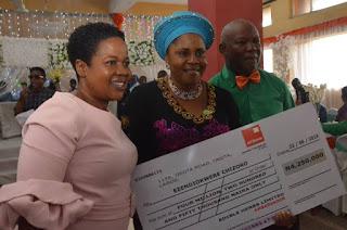 Meet Dr. Mrs. Caroline Ezendiokwere Who Have Earned To Edible Ambassador