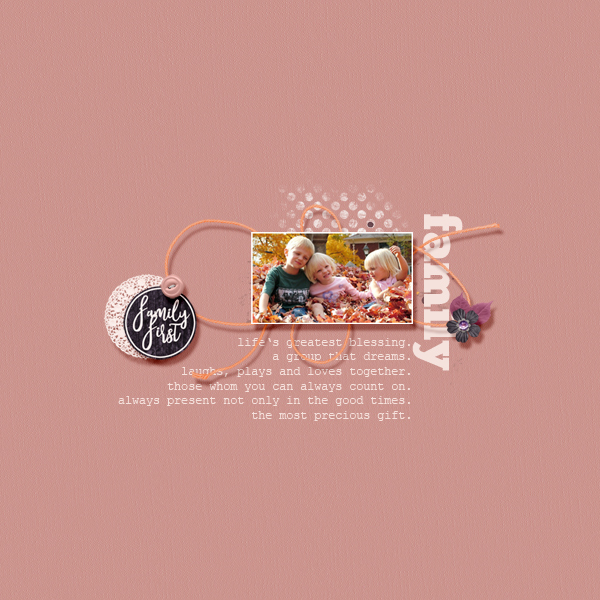 family first © sylvia • sro 2018 • in this family by miss mis designs