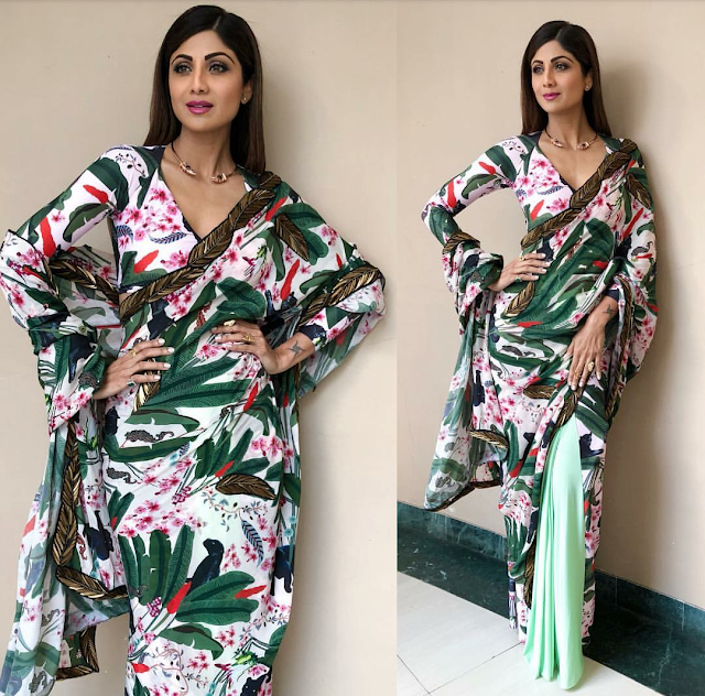 Shilpa Shetty in Shivan and Narresh for Super Dancer 2