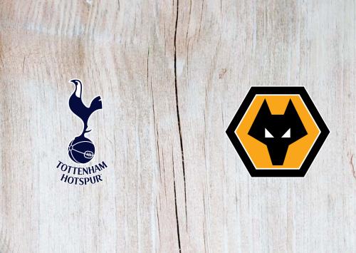 Tottenham Hotspur vs Wolverhampton Wanderers -Highlights 1 March 2020