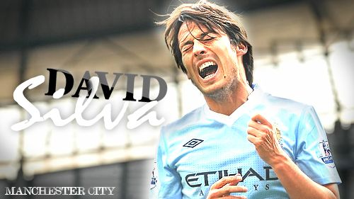 All Soccer Playerz HD Wallpapers: David Silva Fresh HD