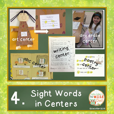 I believe in sight words IF they are taught carefully and consistently. Students must have a working knowledge bank of words to help when reading.