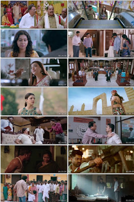 Naan Enna Summava (MLA) (2020) Dual Audio {Hindi+Telugu} Movie Download 480p 720p HD || 7starhd
