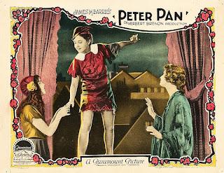 Ver película Peter Pan Online - 1924
