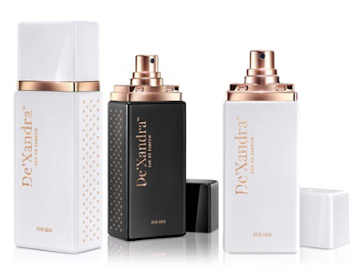 Free  De'Xandra Fragrance Sample
