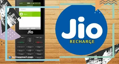 jio phone prepaid recharge plans