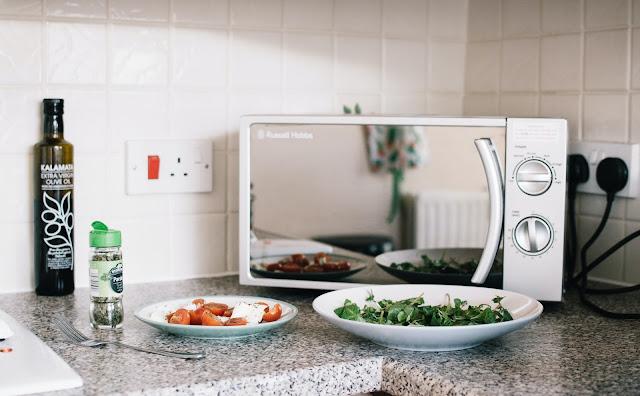 ¿Es seguro cocinar en microondas?