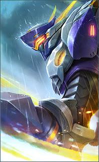 Saber Codename Storm Heroes Assassin of Skins V3