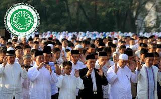 Sholat Idul Fitri di Rumah Saat Pandemi Covid-19