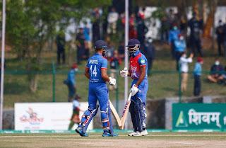 Nepal vs Netherlands 1st Match Tri-Nation T20I Series 2021 Highlights