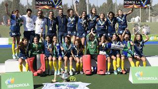 HOCKEY HIERBA (Copa de la Reina 2019) - El Club de Campo se convierte en tetracampeón de forma consecutiva en casa