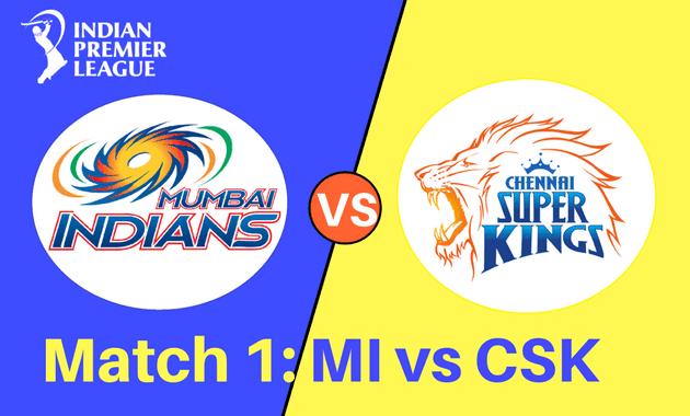 IPL 2018 Match 1: Mumbai Indians vs Chennai Super Kings Full Scorecard