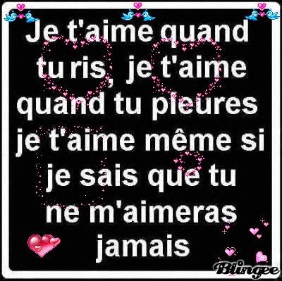 ~ Mot d'amour Phrase d'amour Lettre d'amour Poèsie Poèmes d'amour ...
