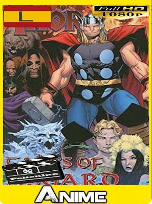 Thor: Tales of Asgard (2011)HD [1080P] latino [GoogleDrive-Mega]nestorHD