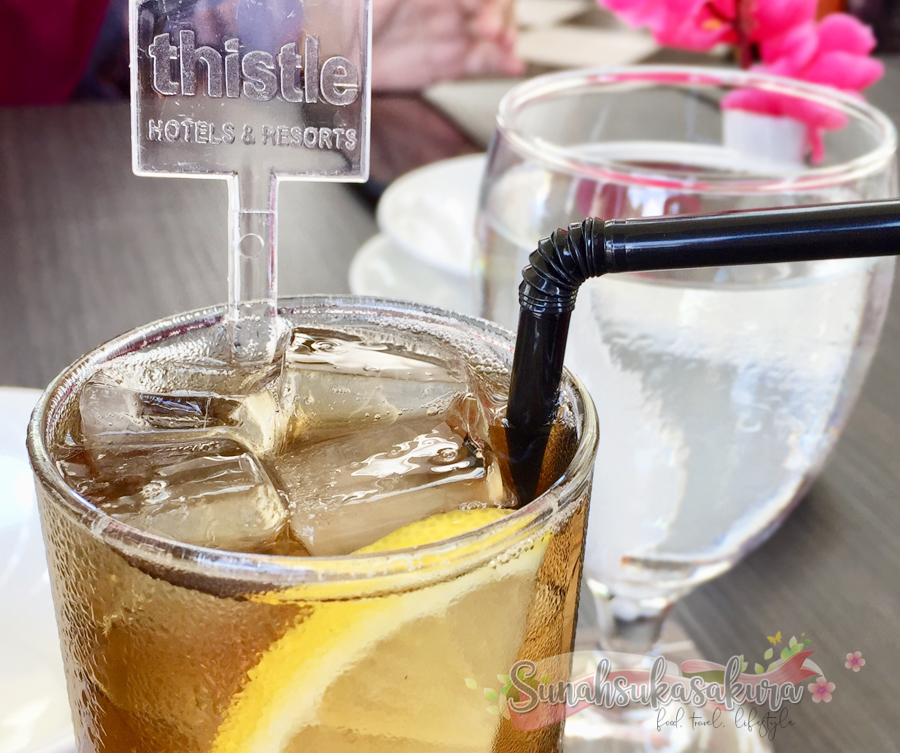 Glass Nasi Dagang Promotion di Thistle Johor Bahru, RM18.90 Aje!