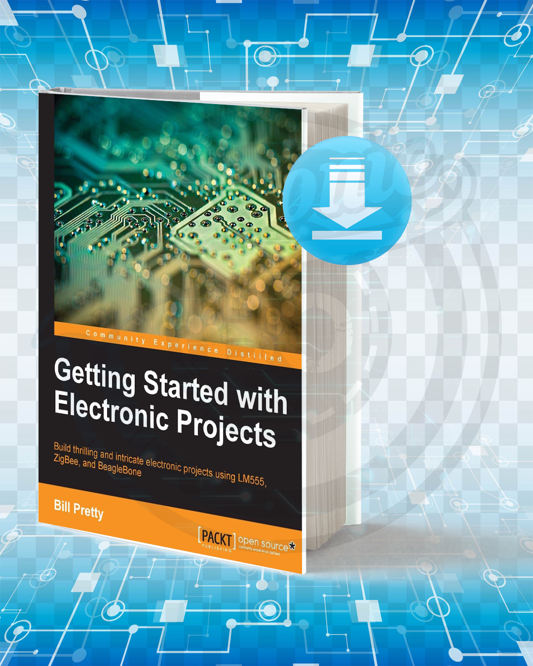 Free Book Getting Started with Electronic Projects pdf.