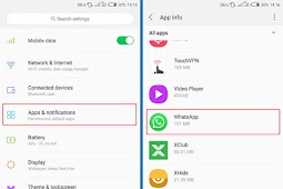 √ [SIMPLE] Cara Mematikan Notifikasi Whatsapp + Gambar Tutorial