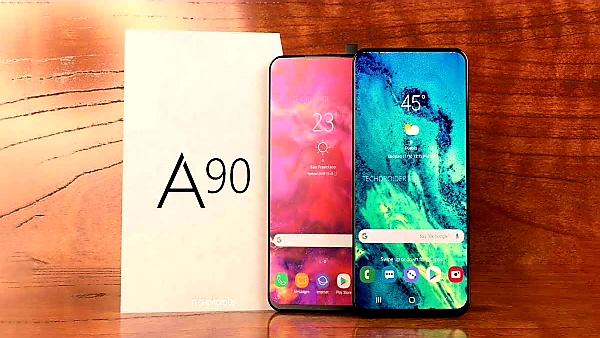 اخر التسريبات الموكده عن هاتف سامسونج الرائع Galaxy A90