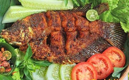 Resep Ikan Bakar Madu Pedas Spesial Yang Pasti Enak Masak Dulu