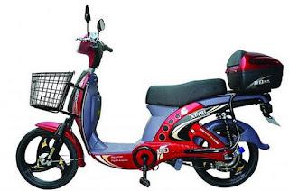 Harga Sepeda Listrik Murah