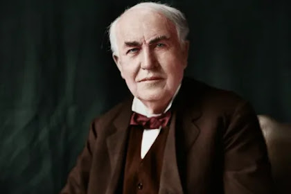 49 Kata-kata Bijak Thomas Alva Edison