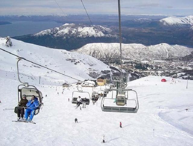 3 destinos para esquiar na América do Sul