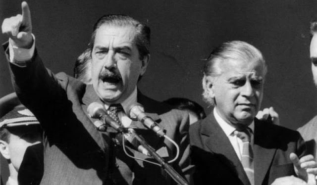 El rostro de un proceso de repolitización que lo excedió ...
