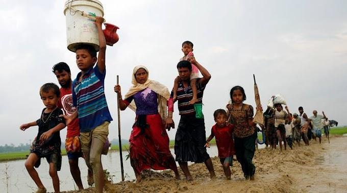 Mass exodus of ethnic minority group : The Rohingya crisis