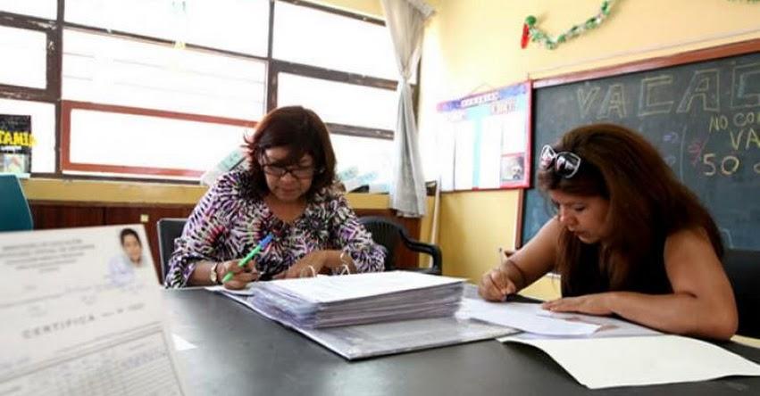 MINEDU aprueba norma que regula la matrícula en la Educación Básica (R. M. N° 447-2020-MINEDU)
