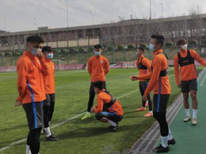 Football in China to return by May
