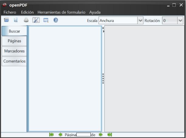 تحميل برنامج فتح وتعديل PDF مجانا openPDF Editor 0.7