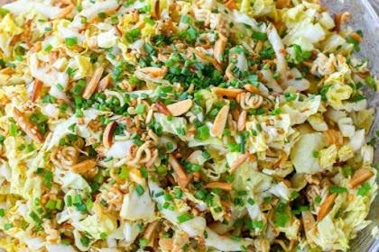 Ramen Noodle Salad Recipes