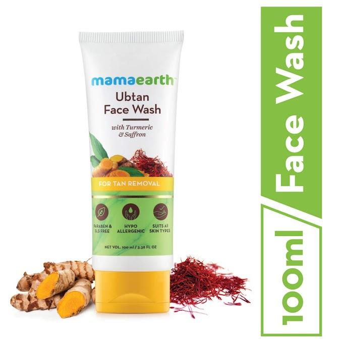 Mamaearth face wash ke fayde in hindi | mamaearth face wash benefits in hindi