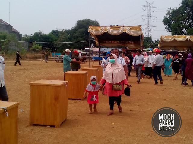 Pilkades Serentak 2018 Di Wilayah Kab. Bekasi