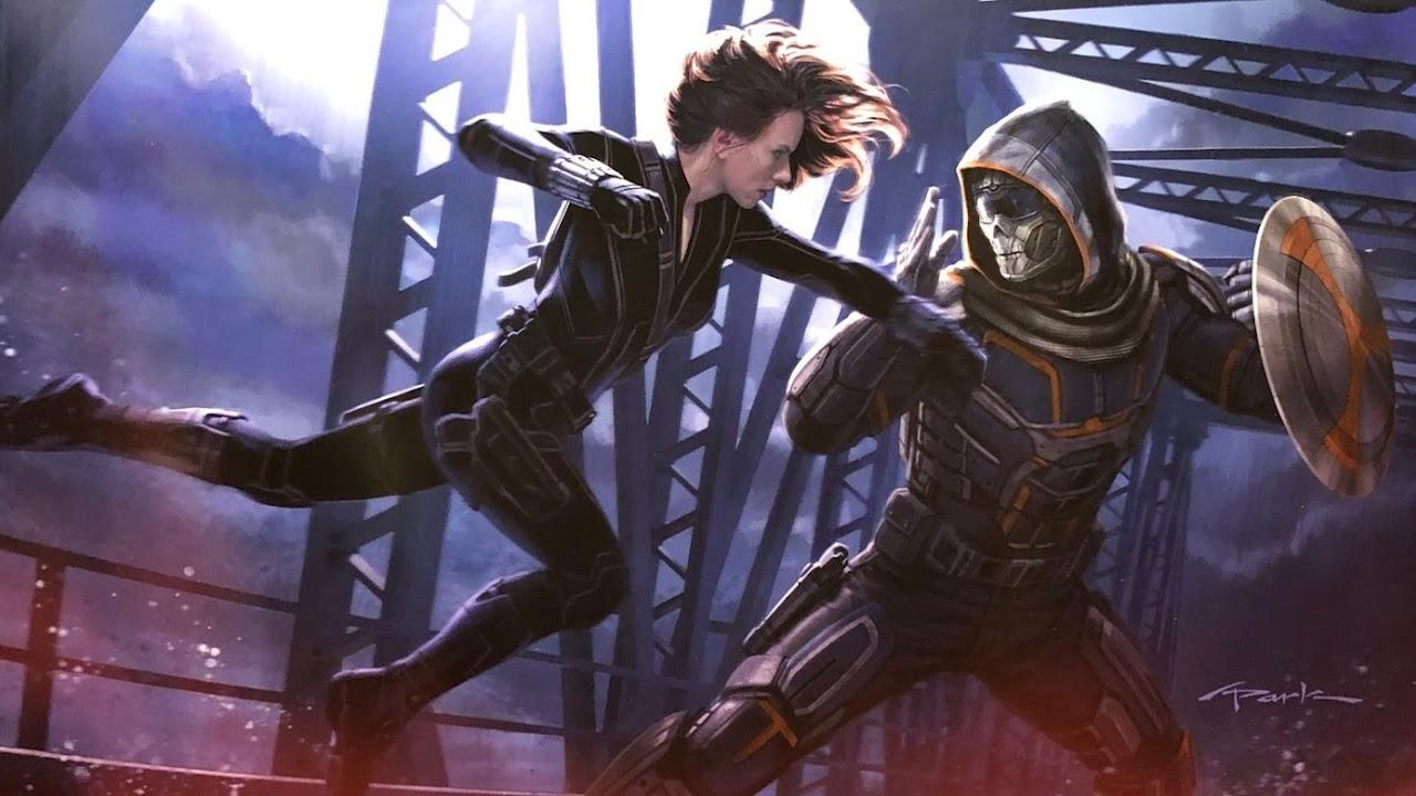 Viúva Negra: Nova imagem revela detalhes do uniforme do Taskmaster