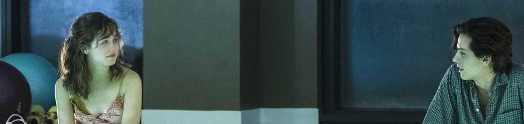 A dos metros de ti HD 1080p poster box cover